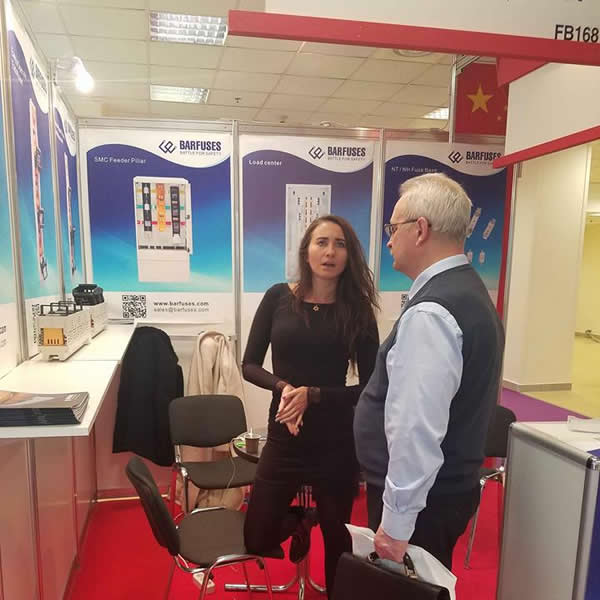 We have attended ELECTRO'2017 in Moscow Russia!!!
