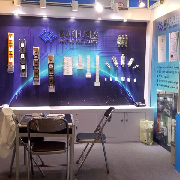 Barfuse Electric Co.,ltd has attended the 121th Canton Fair